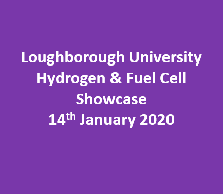 Loughborough University Hydrogen and Fuel Cell Showcase