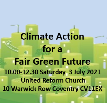Climate Action for a Fair Green Future